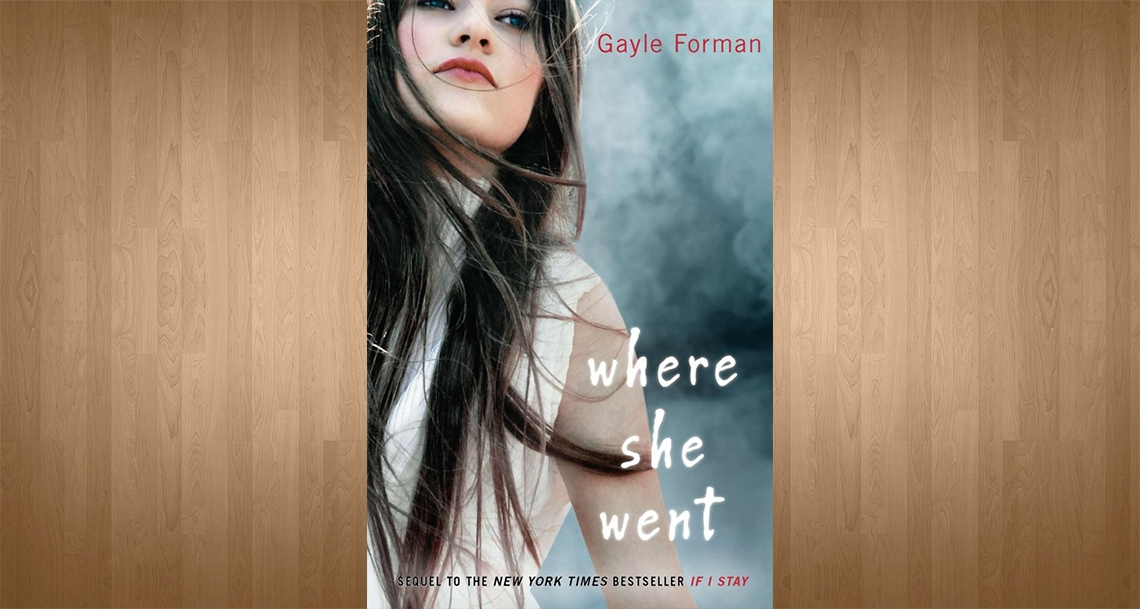 Popular English Book: Where She Went