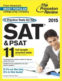 11 practice tests for the SAT and past 2015