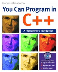 You Can Program in C++  A Programmer's Introduction
