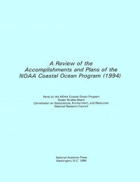 A Review of the Accomplishments and Plans of the NOAA Coastal Ocean Program