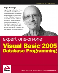 Expert One on One Visual Basic 2005 Database...