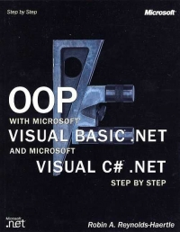OOP with Microsoft Visual Basic.NET and Microsoft...