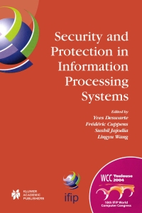 Security and Protection in Information Processing...