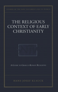 The Religious Context of Early Christianity