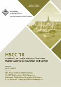 HSCC '10 Proceedings of the 13th ACM international...
