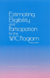Estimating eligibility and participation for the...