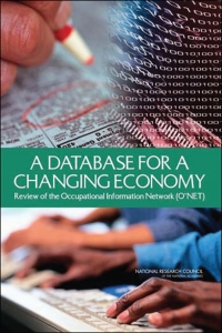 A database for a changing economy review of the...