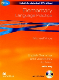 Elementary language practice  English grammar...