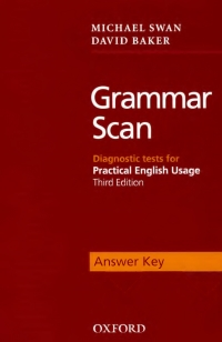 Grammar scan diagnostic tests for Practical English...