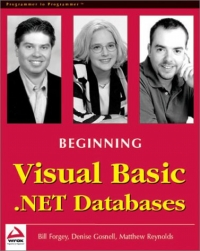 Beginning Visual Basic.NET databases