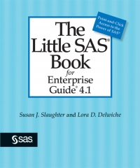 The little SAS book a primer