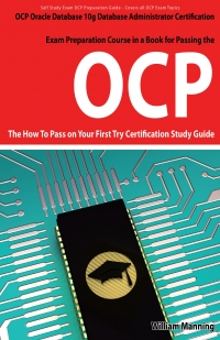 OCP Oracle Database 10g database ...