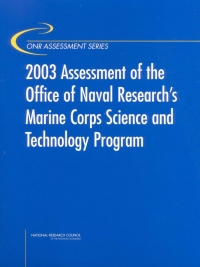 2003 assessment of the Office of Naval ...
