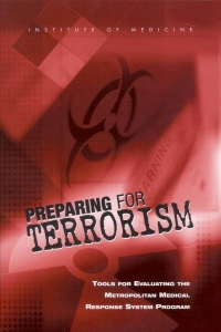 Preparing for terrorism tools for evaluating ...