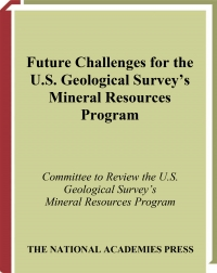Future challenges for the U.S. Geological ...