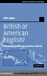 British or American English  a handbook of ...