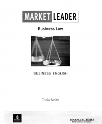 Market leader  business law  business English