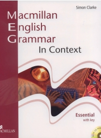 Macmillan English grammar in context.