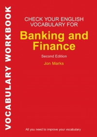 check your English vocabulary for banking ...