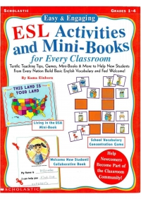 Easy & engaging ESL activities and mini-books ...