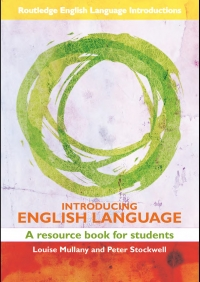 INTRODUCING ENGLISH LANGUAGE