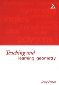 Teaching and learning geometry  issues and...