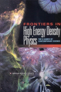 Frontiers in high energy density physics the...