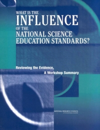 What is the influence of the National Science...