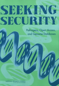 Seeking security  pathogens, open access...